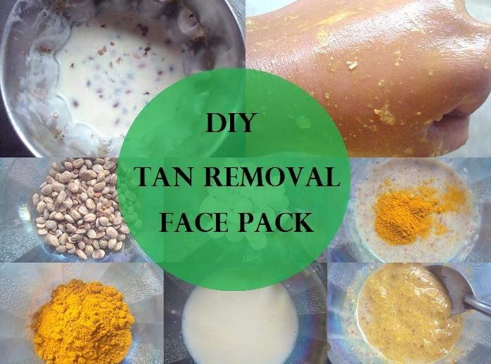 homemade face packs for fairness