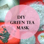 DIY Tutorial: How to Make Green Tea Face Mask at Home