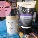 My Daily Skin Care Routine for Combination Oily Skin- Day to Night