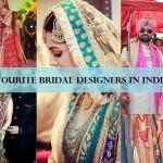 10 Best Indian Bridal Designers