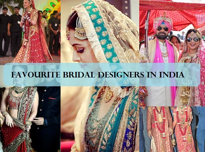 10 Best Indian Bridal Designers