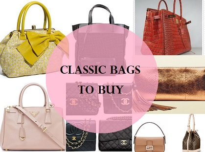 10 Best Iconic and Classic Designer Bags of All Time