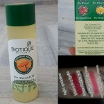 Biotique Bio Almond Oil Soothing Face & Eye Makeup Cleanser: Review, Demo, Price