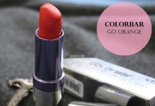 Colorbar-Creme-Touch-Lipstick-Go-Orange-Review-Swatches-Price