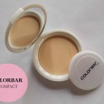 Colorbar Radiant White UV Fairness Compact Powder: Review, Swatches