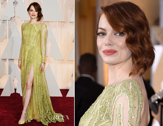 EmmaStone-best-and-worst-dress-celebrities-oscars-2015