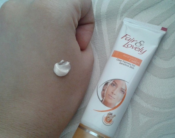 Fair-and-Lovely-Ayurvedic-Care-Cream-Review-how-to-apply