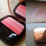 L'Oreal Lucent Magique Blush of Light Glow Palette Blushing Kiss: Review, Swatches