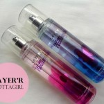 Layer'r Wottagirl Body Splash Mystic Island, Secret Crush Body Mists: Review, Price
