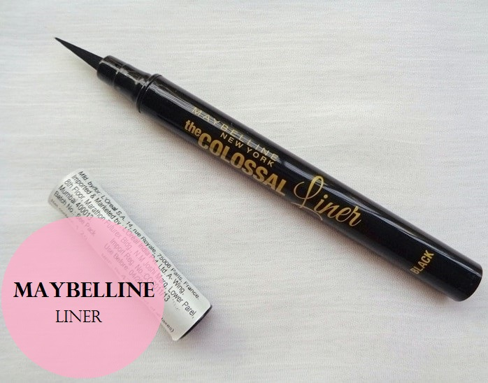 Maybelline-the-Colossal-Liner -Black-Review-Swatches-price