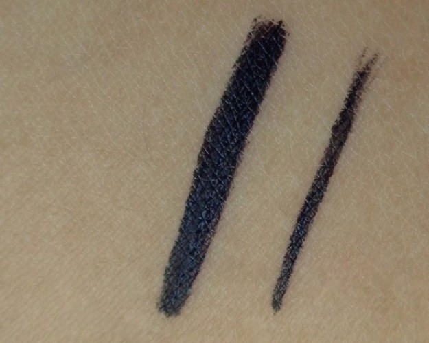 Maybelline-the-Colossal-Liner -Black-Review-Swatches