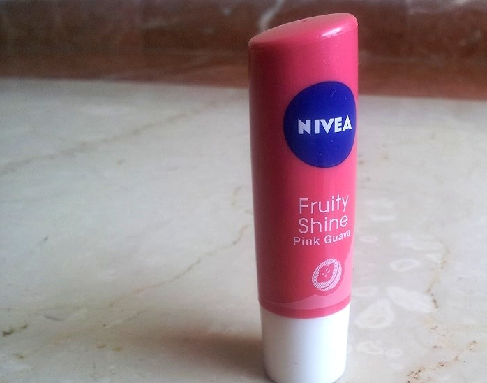 Nivea-Fruity-Shine-Pink-Guava-Lip-Balm-Review