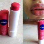 Nivea Lip Care Fruity Shine Pink Guava Lip Balm: Review, Swatches