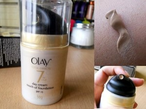 Olay-Total-Effects-7-in-1-Day-Cream-Touch-of-Foundation-SPF15 -Reviews
