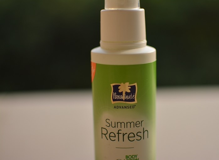 Parachute-Advanced-Summer-Refresh-Body-Lotion-Spray-Review