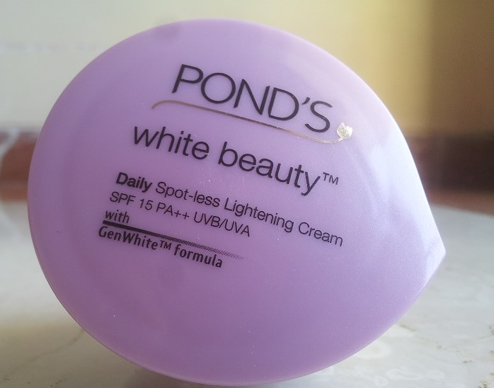 Ponds-White-Beauty-Daily-Spot-less-Lightening-Cream-Reviews
