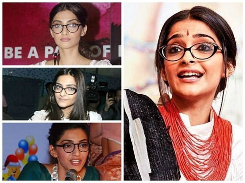 Sonam-kapoor-wearing-nerd-glasses
