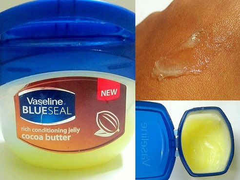 Vaseline Blue Seal Cocoa Butter Rich Conditioning Jelly