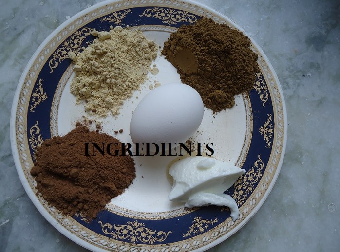Mehndi Uses For Hair : Henna hair pack recipe with eggs step by tutorial