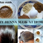 Henna Hair Pack Recipe with Eggs: Step by Step Tutorial