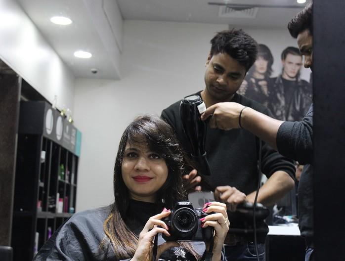 Review Lakme Salon Hair Cut Colour Highlights Price List