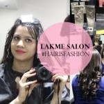 Review: Lakme Salon Hair Colour with Golden Highlights