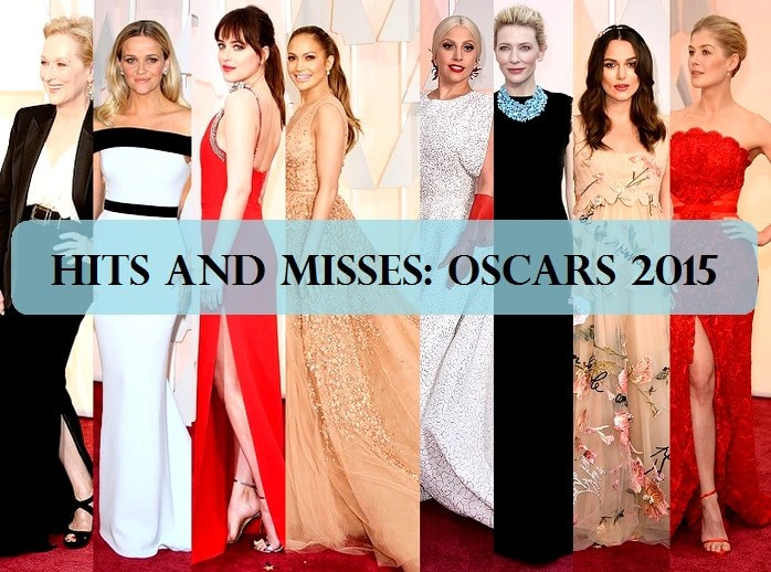 Top 20 Oscar 2015 Red Carpet Looks: Best Dressed and Worst Dressed