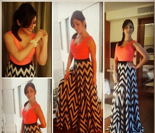 yami-gautam-how-to-wear-maxi-dress