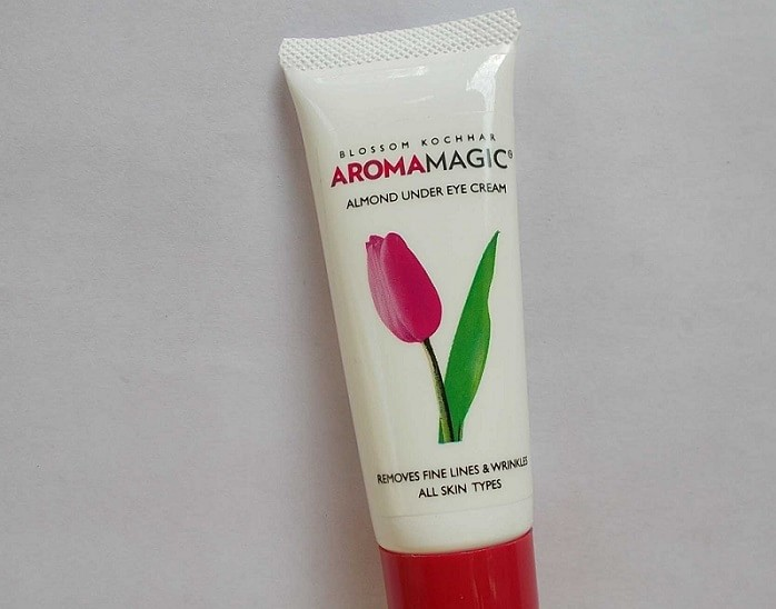 Aroma-Magic-Almond-Under-Eye-Cream-Review