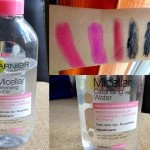 Garnier Micellar Cleansing Water: Review, Demo, Price