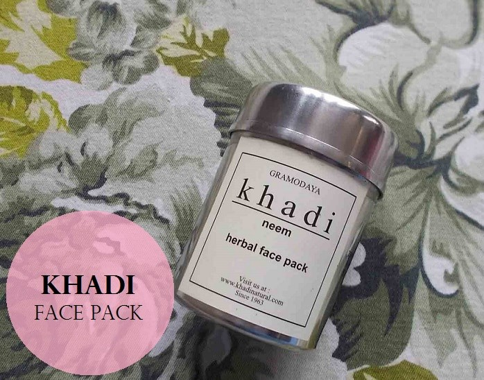 Khadi-Neem-Herbal-Face-Pack-Review-Price