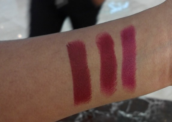 LOreal-Paris-Collection-Star-Pure-Garnet-by-sonam-kapoor-lipstick-dupe-mac