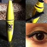 Maybelline The Colossal Volum' Express Washable Mascara: Review, Swatches