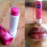 Nivea Fruity Shine Lip Balm Watermelon: Review, Swatches