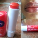Nivea Fruity Shine Strawberry Lip Balm: Review, Swatches