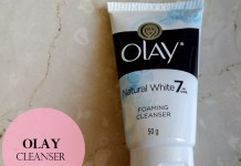 Olay-Natural-White-Foaming-Cleanser-Review-price