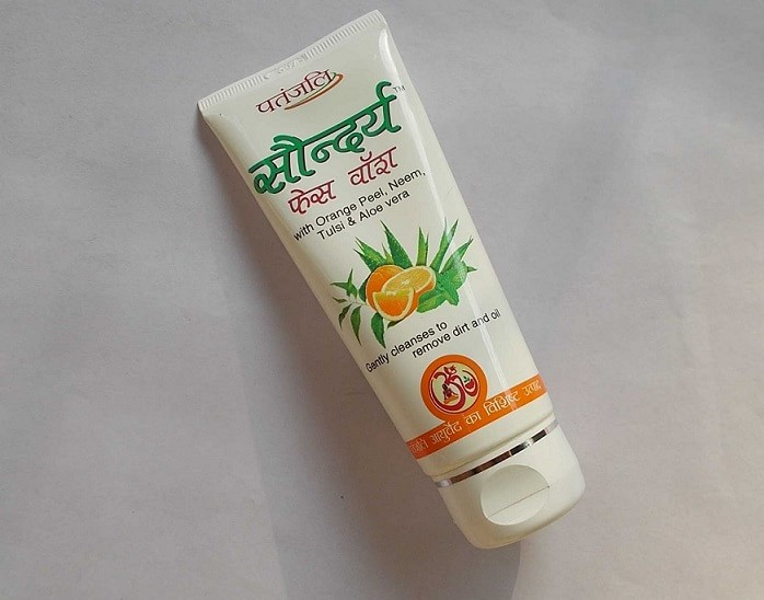 Patanjali-Saundarya-Face-Wash-Review