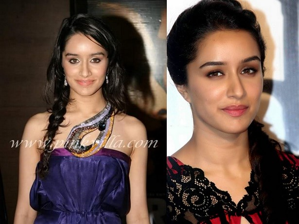 Shraddha Kapoor Bollywood Makeover Before Aftervanitynoapologies