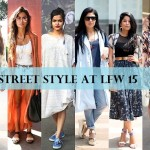 10 Street Style Looks at Lakme Fashion Week 2015