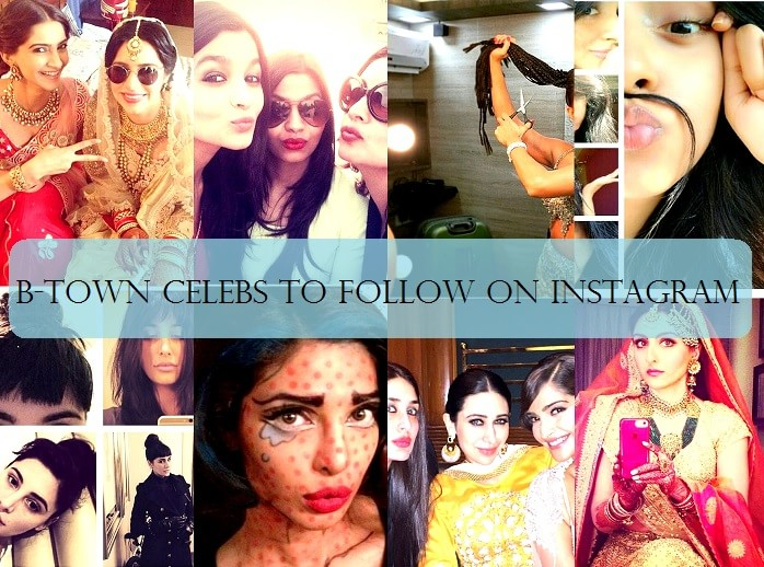 Top 15 Bollywood Actresses Official Instagram Accounts and ...