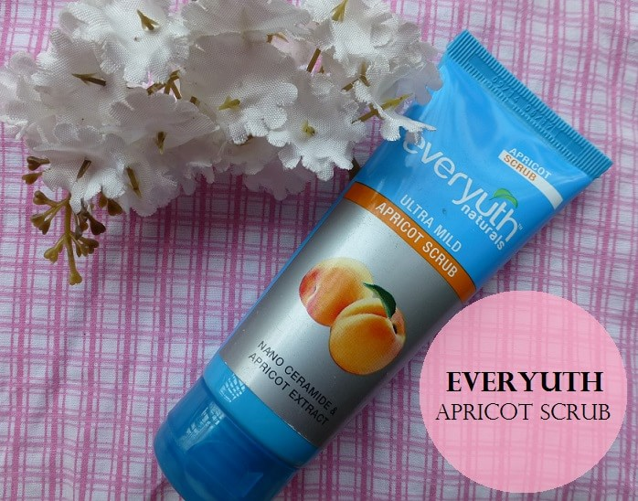 EverYuth-Naturals-Ultra-Mild-Apricot-Scrub-Review-Price