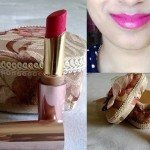 Lakme 9 to 5 Creaseless Lipstick Fuschia Field: Review, Swatches