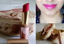 Lakme-9-to-5-Creaseless-Lipstick-Fuschia-Field-Reviews