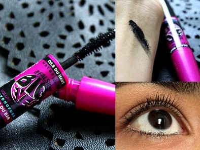bd5d6c8041c Maybelline Volum' Express Falsies Big Eyes Mascara: Review, Swatches