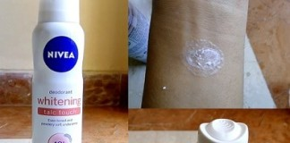 Nivea-Whitening-Talc-Touch-Deodorant-Spray-Reviews