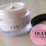Olay Total Effects 7 in One Anti Ageing Eye Cream: Review, Price