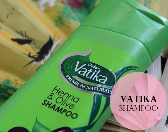 Vatika Premium Naturals Henna Olive Shampoo Review Price