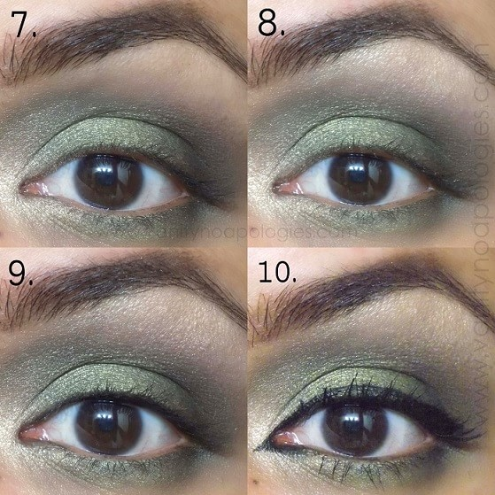 how-to-kim-kardashian-grammys-2015-eye-makeup-step-by-step-tutorial