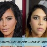 Tutorial: How to Kim Kardashian Smokey Eyes & Nude Lips