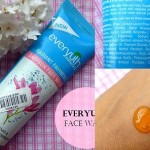Everyuth Radiant Fairness Saffron Face Wash: Review, Price